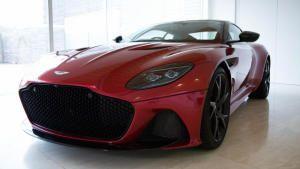 Aston Martin Dbs Superleggera photo