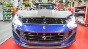 Ferrari Portofino photo