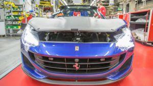 Ferrari Portofino photo