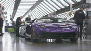 Lamborghini Aventador Svj photo