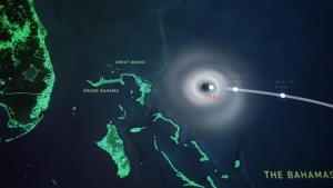 العاصفة الكارثية صورة