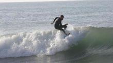 Surfer stories show