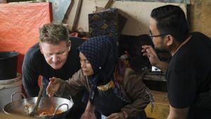 Gordon Ramsay: Uncharted photo