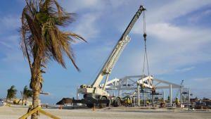 Building Paradise Island photo