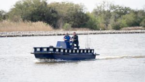 طهو أسماك الأنهار  في لويزيانا صورة