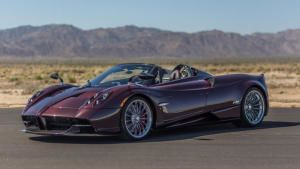 Pagani Huayra Roadster photo