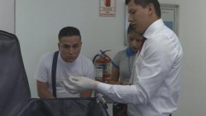 أمن المطارات: البيرو و البرازيل صورة