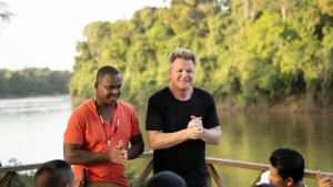 الغابة البرية في غيانا صورة