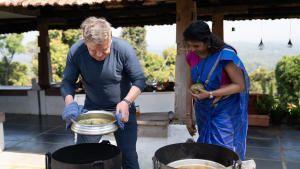 مركز التوابل في الهند صورة