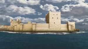 Fortress of The Knights Templar photo
