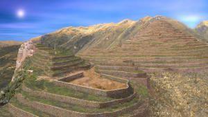 Inca Island In The Sky photo