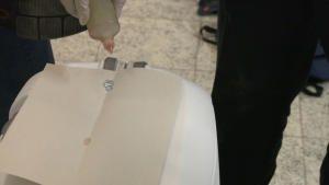 Suspicious Suitcase photo