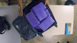 الحقيبة المشبوهة صورة