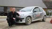 Peugeot 205 Gti show