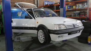 Peugeot 205 Gti photo