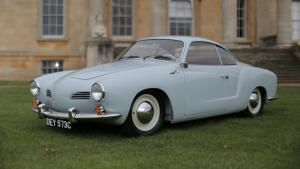 VW Karmann Ghia photo
