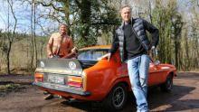 Ford Capri Mk 1 show