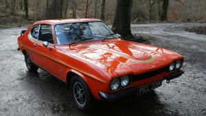 Ford Capri Mk 1 photo