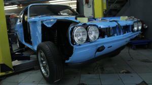 Ford Capri Mk 1 photo