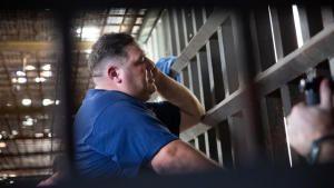 القبض على مجرم ميامي صورة
