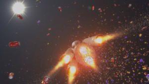 الصواريخ الفضائية صورة