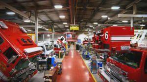 Space Fire Trucks photo