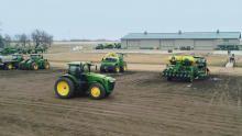 Tractors show