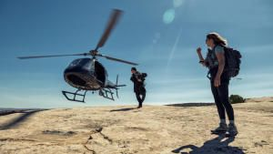 مغامرات دانيكا باتريك في صحراء مواب صورة