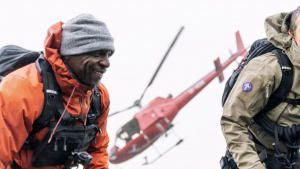تيري كروز في  المرتفعات الآيسلندية صورة