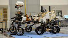 بنيت للمريخ- مركبة بيرسفيرنس برنامج
