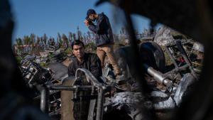Meltdown Over Kathmandu photo