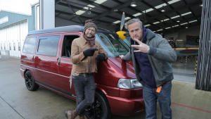 VW T4 Campervan photo