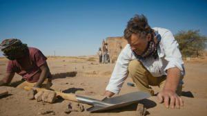 مقابر النيل الغارقة – قبور الفراعنة السود الغارقة صورة