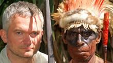 Search For The Cannibals Of The South Pacific show