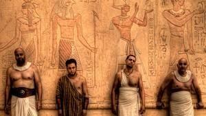 埃及法老陵墓大竊案 The Egyptian Job