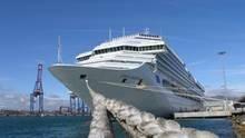 Cruise Ship Diaries show