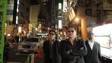 Inside: Tokyo Mafia show