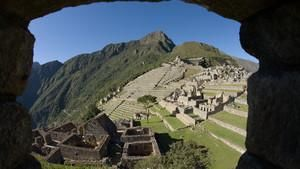 Ancient Megastructures: Machu Picchu