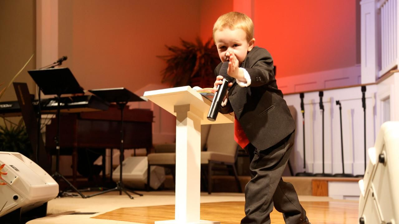 Watch Inside: Pint-Sized Preachers Videos Online - National