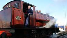 سكك قطارات بريطانيا برنامج