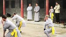 Zen Combatant: Shaolin show