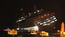 Inside Costa Concordia: Voices of Disaster show