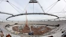 Megastructures: London's Olympic Stadium show