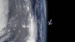 Hubbles upptäckter i rymden