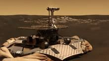 Martian Robots show