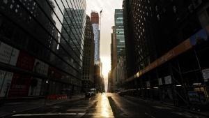 New Yorkin hirmumyrsky Sandy