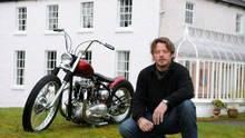 Charley Boorman: By Any Means show
