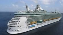 Inside: World's Biggest Cruise Ship show