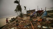 Myanmar's Killer Cyclone show