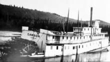 Gold Rush Ghost Ships show